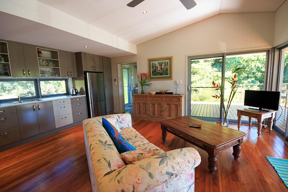 living-area-at montville-accommodation
