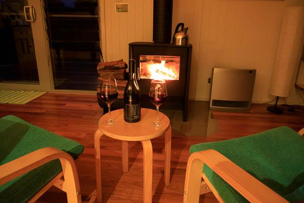 flaxton B&B cabin accommodation near Montville